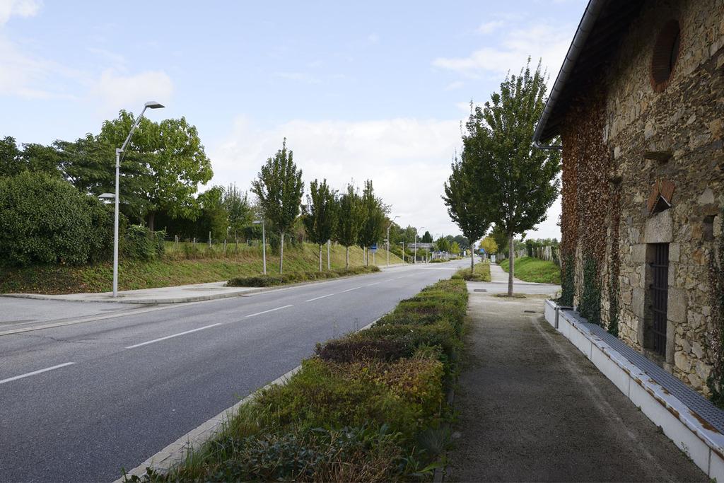 Atelier Alice Tricon / Jardins / Paysages - Séreilhac - Séreilhac (87) - partie haute du bourg