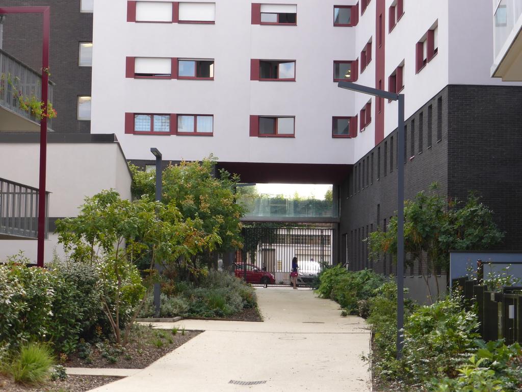 Atelier Alice Tricon / Jardins / Paysages - Les Céramiques<br>opération immobilière - Montreuil (93) - résidence à Montreuil Céramiques-Alice Tricon