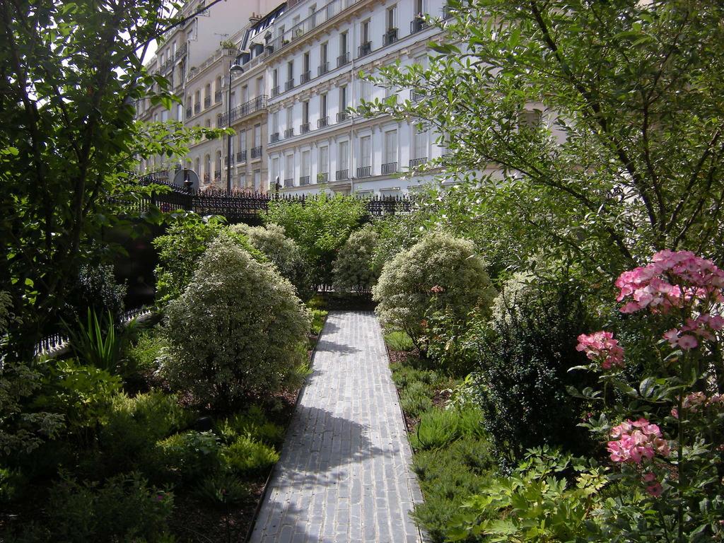 Atelier Alice Tricon / Jardins / Paysages - Ambassade Irlande - Ambassade d'Irlande (75016) - plantations
