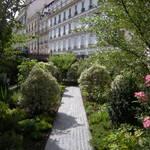 Atelier Alice Tricon / Jardins / Paysages - Ambassade Irlande