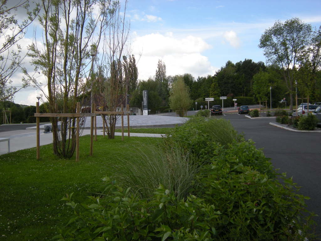 Atelier Alice Tricon / Jardins / Paysages - Vichy - Bellerive-sur-Allier (03) - Parking