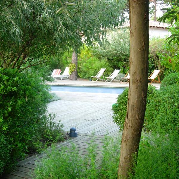 Atelier Alice Tricon / Jardins / Paysages - Cap Ferret  Jardin privé - Les Vallons du Ferret (33)