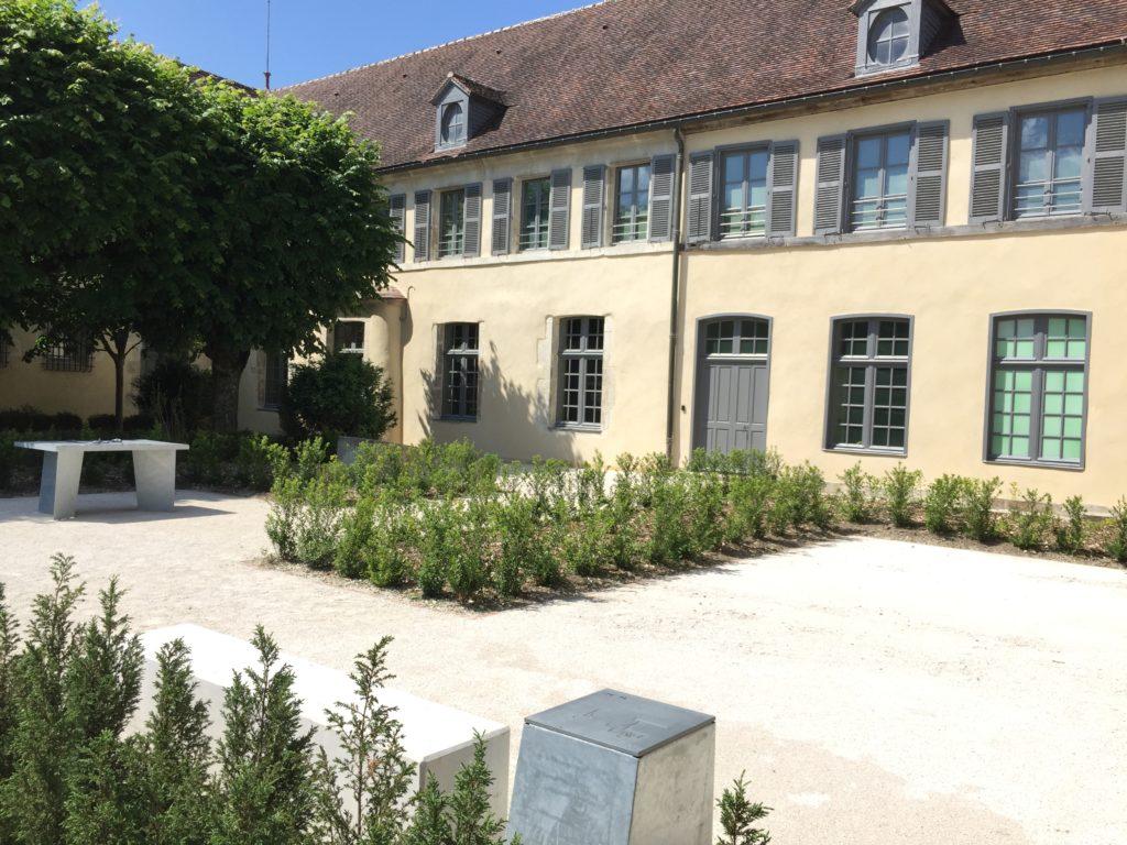 Atelier Alice Tricon / Jardins / Paysages - MUSEE NAPOLEON - Brienne-le-Château (10) - Musée Napoléon à Brienne-le-Château Jardin muséographique Alice Tricon
